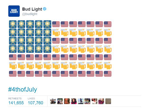 social insights: budweiser campaign