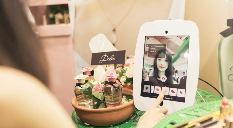 chinese social media - meitu in action