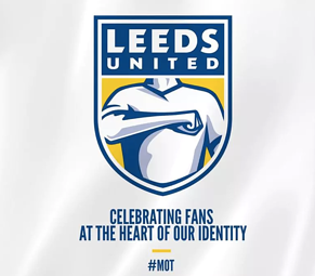 Social Media Research for Rebranding: Don't do a Leeds United