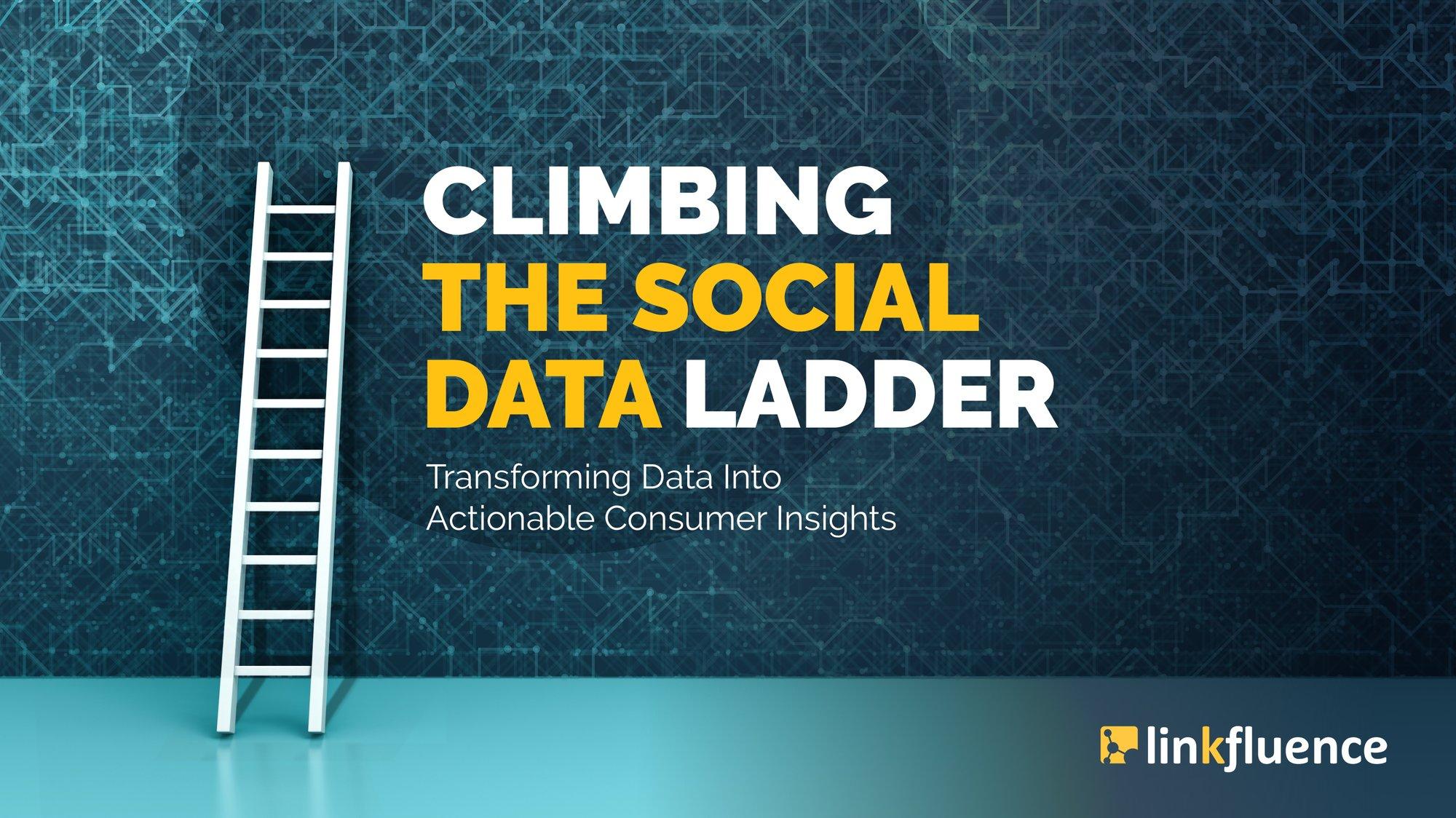 Consumer insights Climbing the social data-Cover