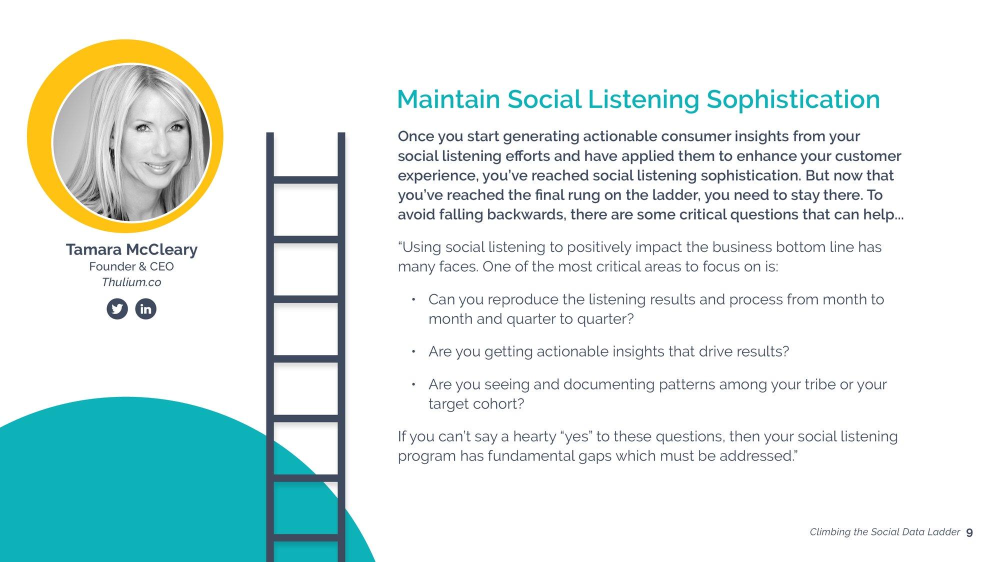 Consumer insights Climbing the social data-PG9