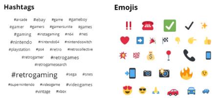 boom-resale-market-hastags-emojis