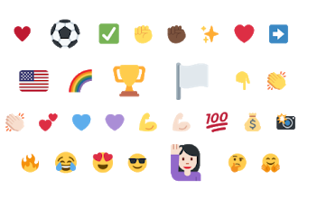 influencer-marketing-rapinoe-emojis