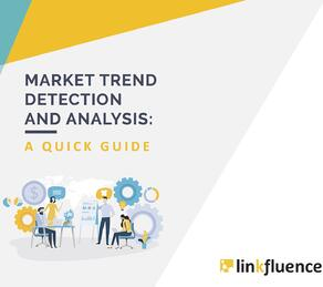 Market trend detection and analysis report