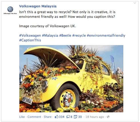 volkwagen malaysia